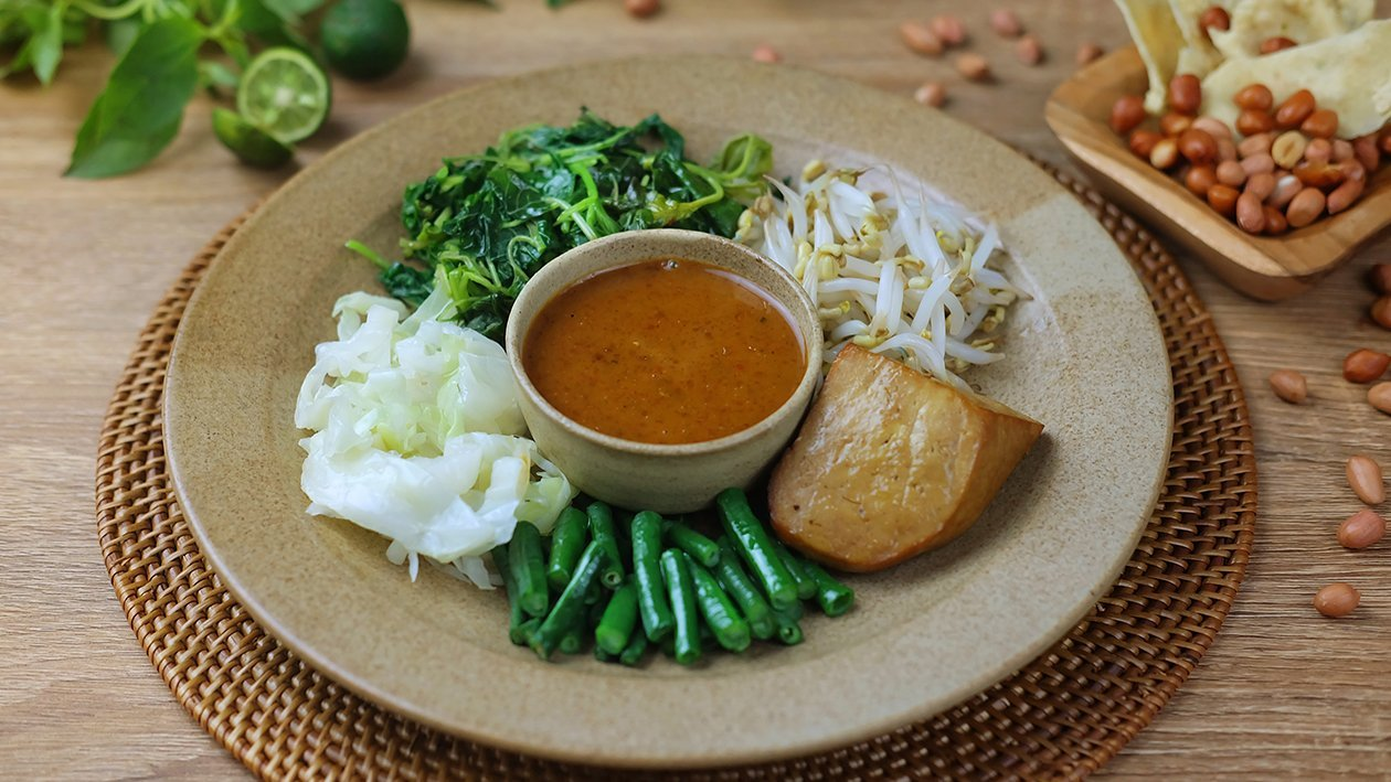 Pecel madiun | Unilever food solutions