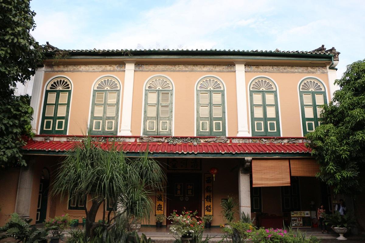 Rumah Tjong A Fie.