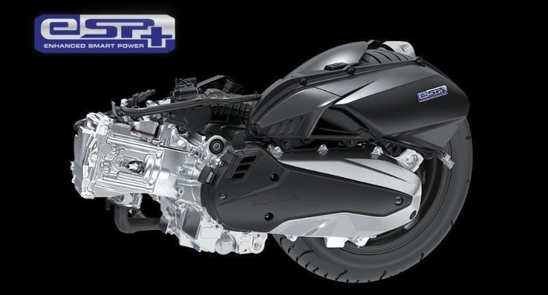 Mesin PCX 160