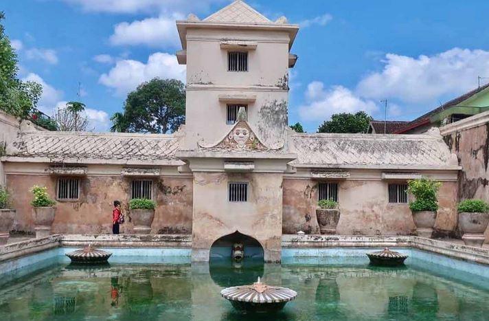 Wisata Sejarah Taman Sari