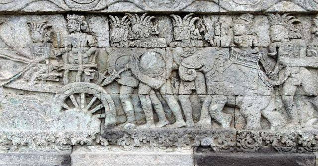 Adegan Perang Relief Kresnayana