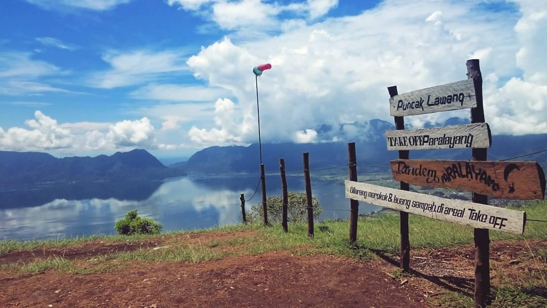 Puncak Lawang | Foto: wisatasumatera.com