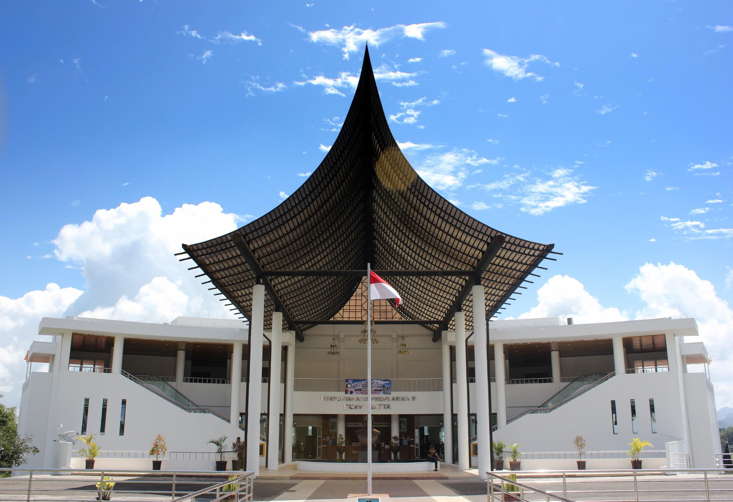 Perpustakaan Proklamator Bung Hatta © dokumentasi pribadi