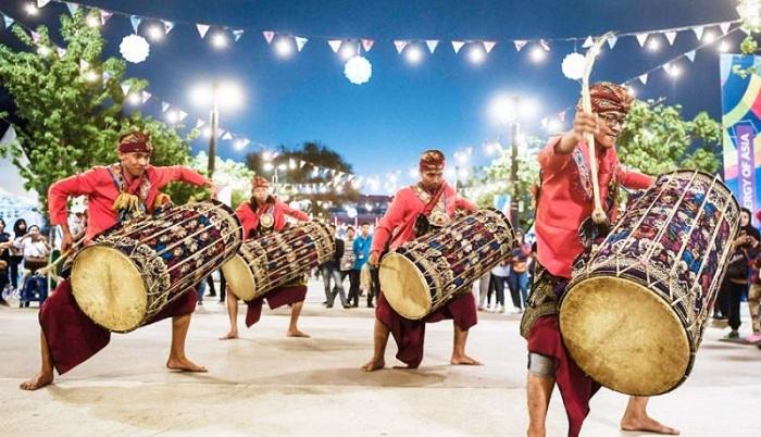 Gendang beleq © Nusabali.com