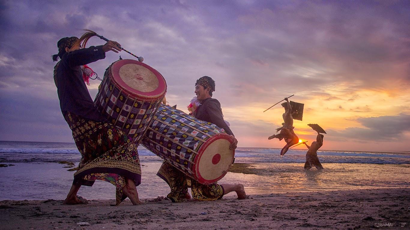 Gendang beleq © Sporttourism.com
