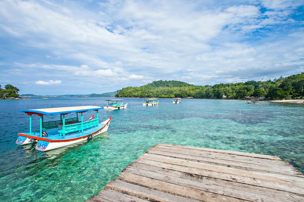 Pulau weh di aceh