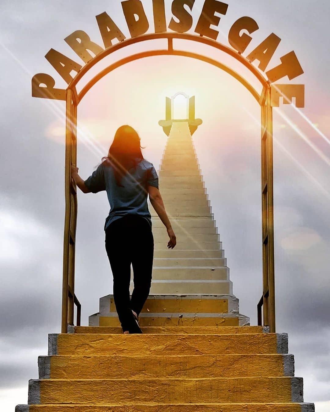 paradise gate the lost world jogja