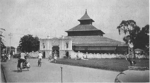 Potret Kesultanan Demak tempo dulu | Foto: wawasansejarah