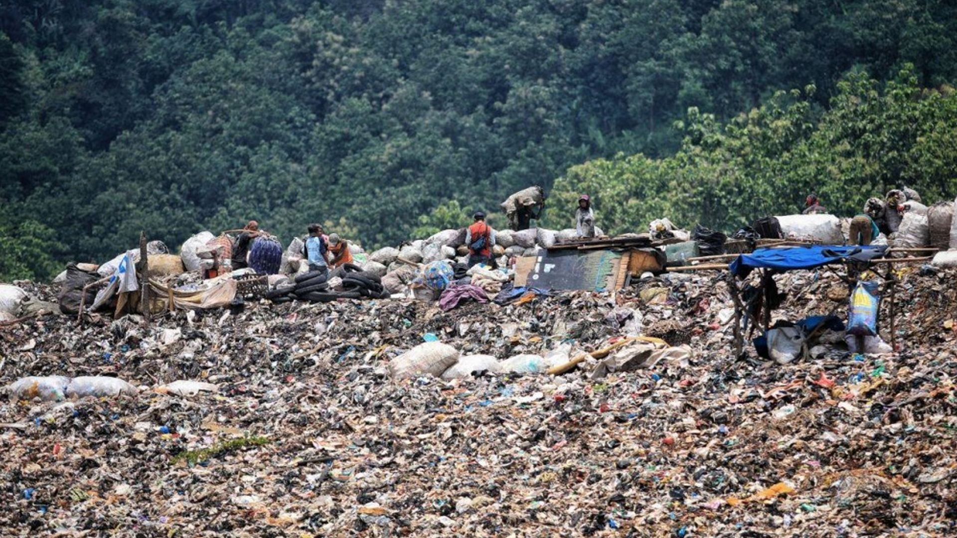 TPA Leuwigajah | Foto: Pikiran Rakyat