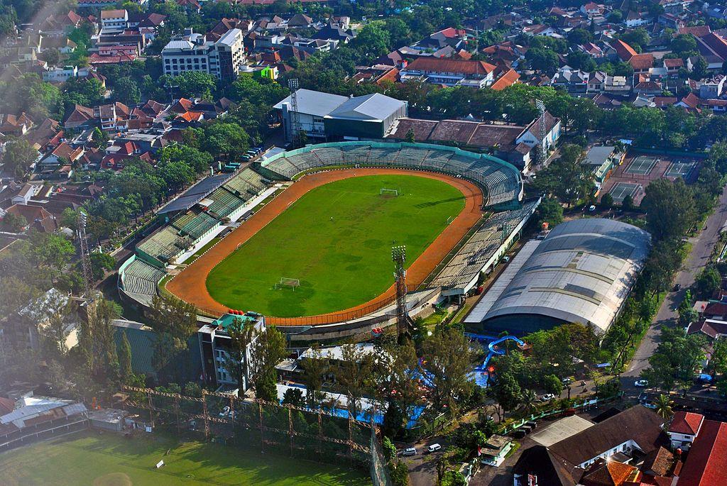 Stadion Siliwangi.