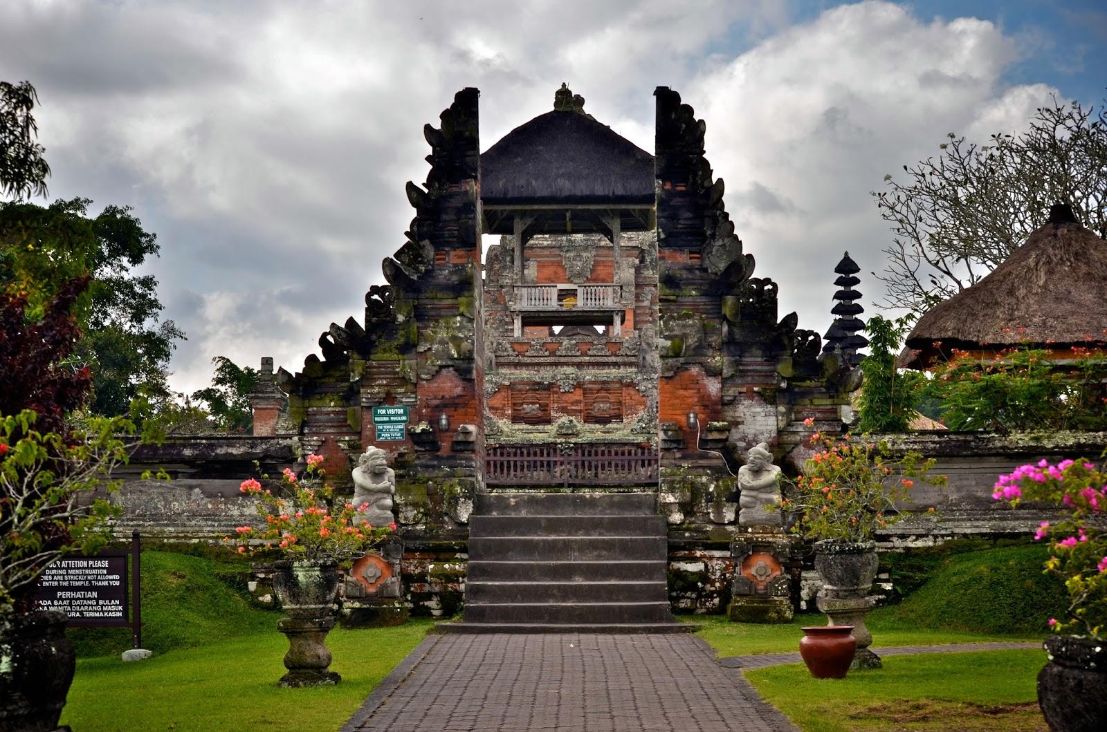Pura Taman Ayu, salah satu warisan dari Kerajaan Mengwi © Bali Gateway
