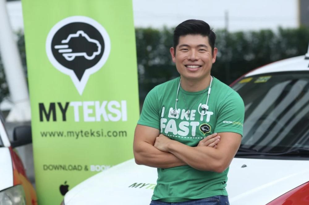 Anthony Tan dan MyTeksi (Malaysia Teksi) | Grab