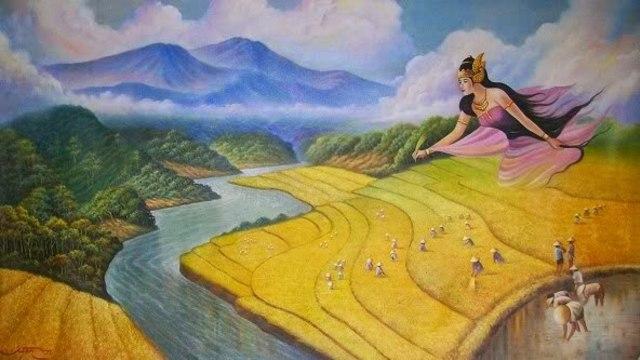 Dewi Sri   Foto: Kumparan