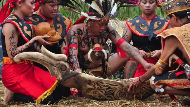 Tradisi Nyobeng   CNN Indonesia
