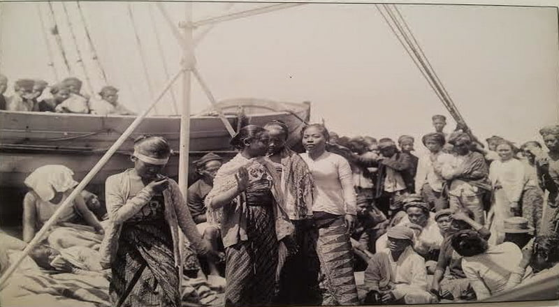 Orang Jawa di Suriname | Foto: Nusa Daily