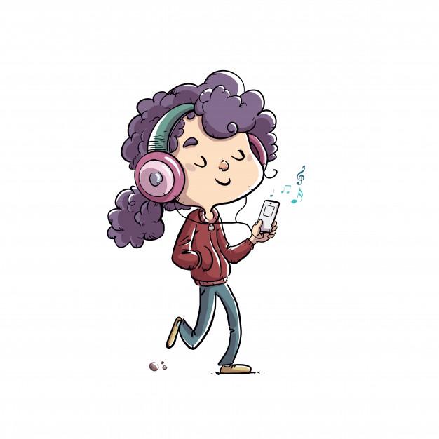 Listening to music | Foto: Freepik