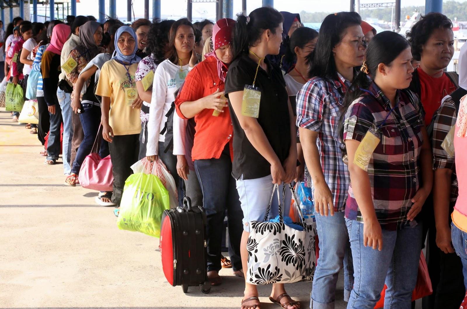 Selama masa pandemi covid-19, banyak perempuan Indonesia yang harus kehilangan pekerjaan mereka © Voi.id