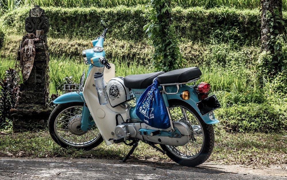Sepeda motor | Foto: IDN Times