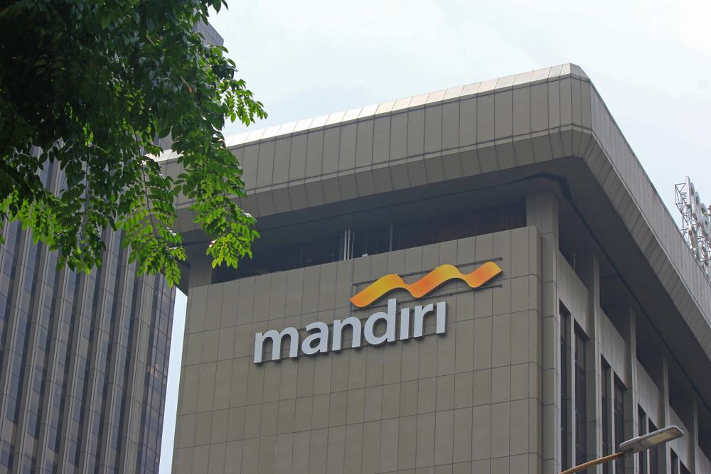 Bank Mandiri © Shutterstock