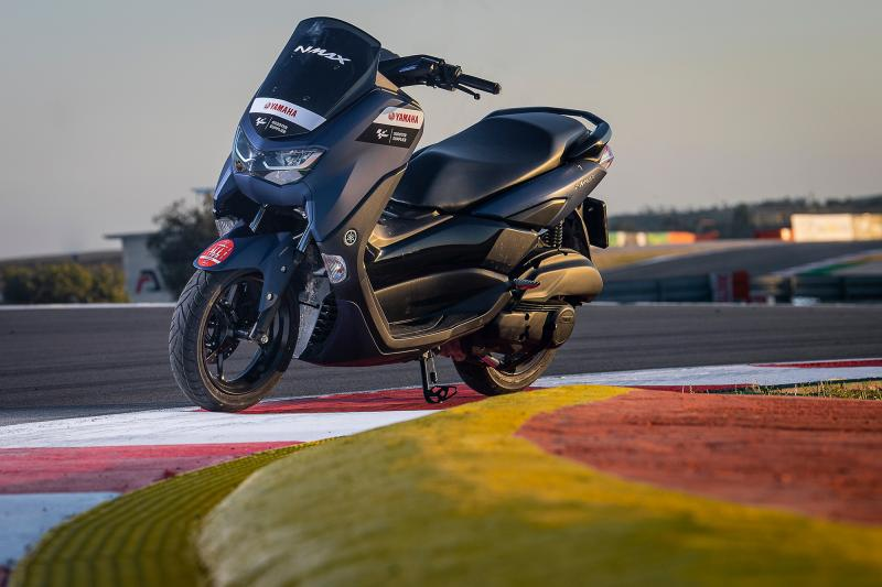 yamaha nmax 125 motogp