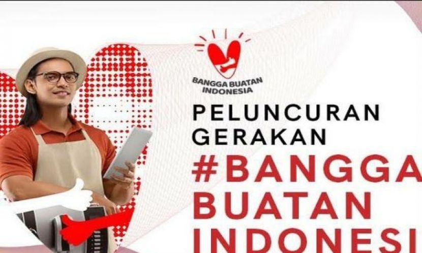 Poster #BanggaBuatanIndonesia | Foto: Sinar Harapan
