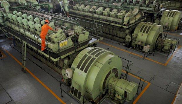 Minyak Kelapa Sawit Sebagai Bahan Bakar Pembangkit Listrik Tenaga Diesel (PLTD)   Sumber: BPDP Sawit