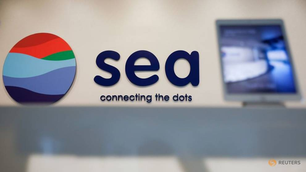Sea Ltd, terbesar di Asia Tenggara   Reuters