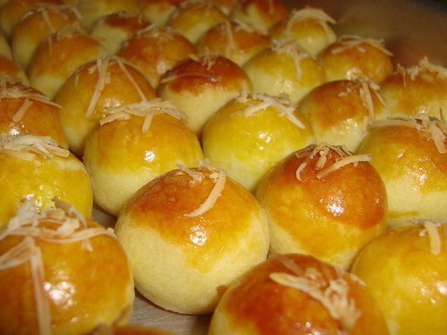 Kue nastar | Foto: Bola.com