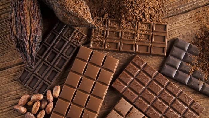 Cokelat   Foto: Detik Health