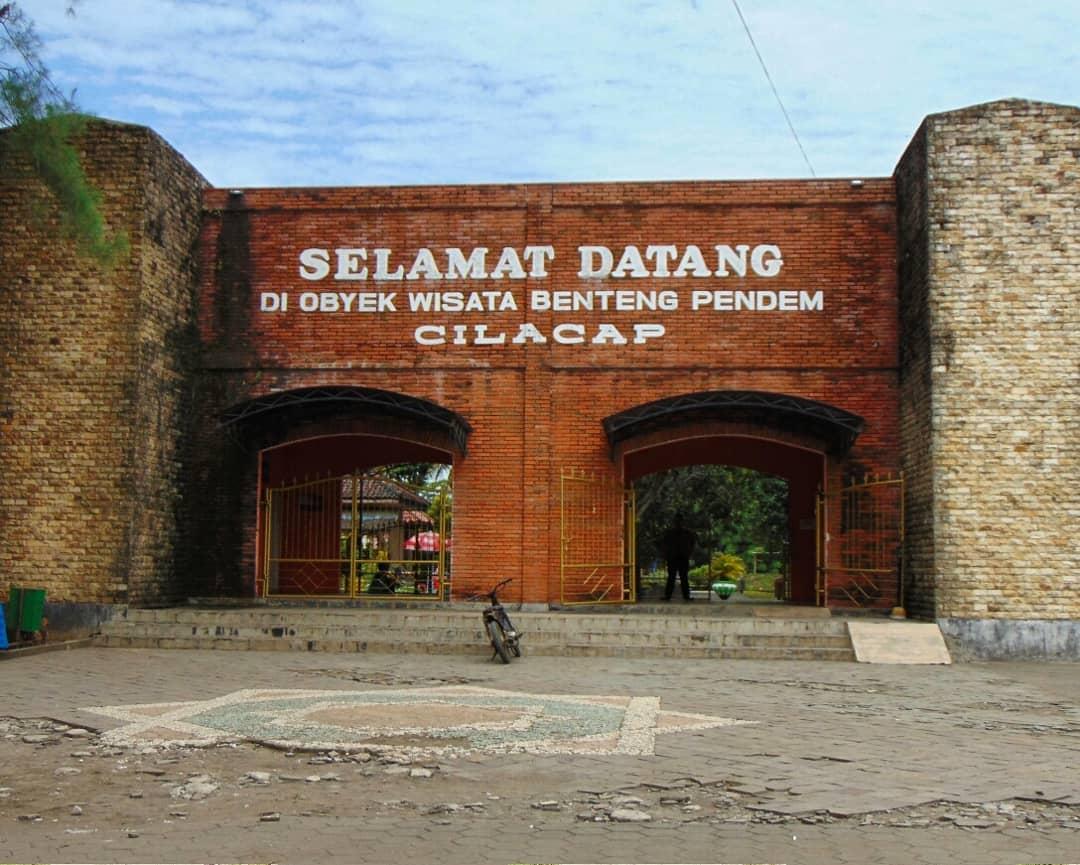 Benteng Pendem Cilacap | Foto: JejakPiknik.com