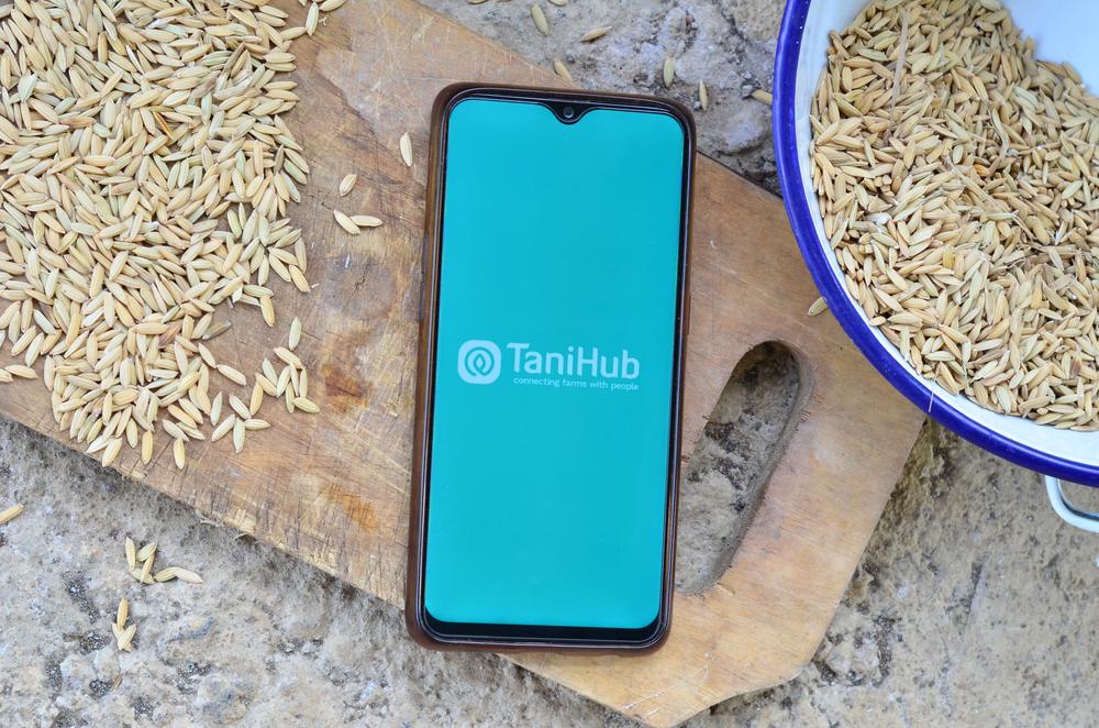 Aplikasi TaniHub