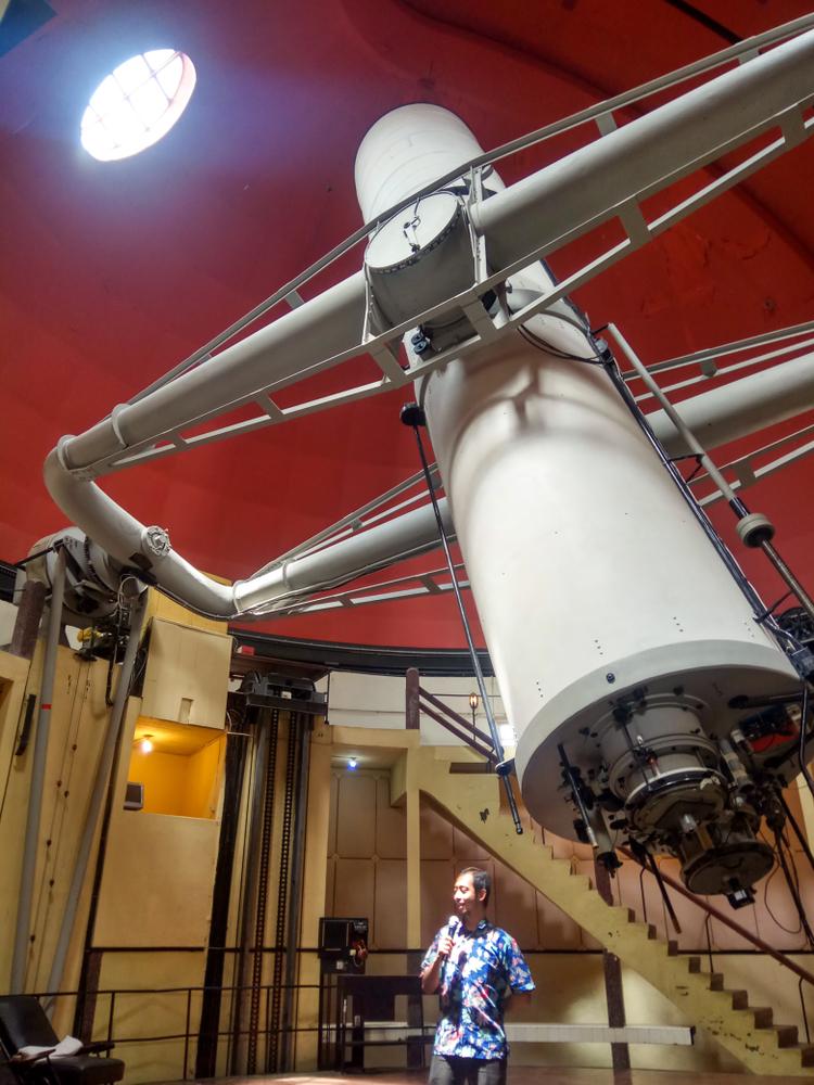 Boscha Observatory