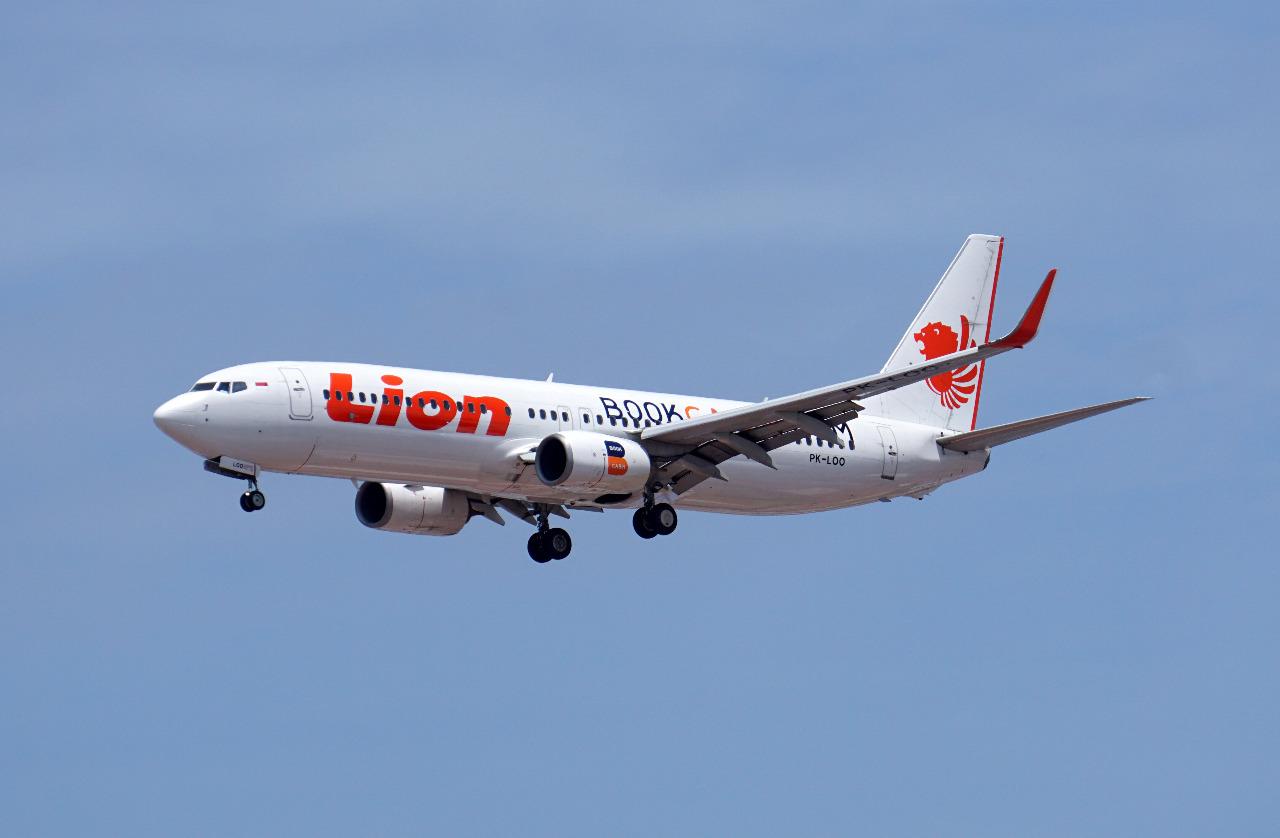 Lion Air, maskapai yang terkenal dengan tarif yang rendah dan terjangkau © Corvin Y.O/Shutterstock