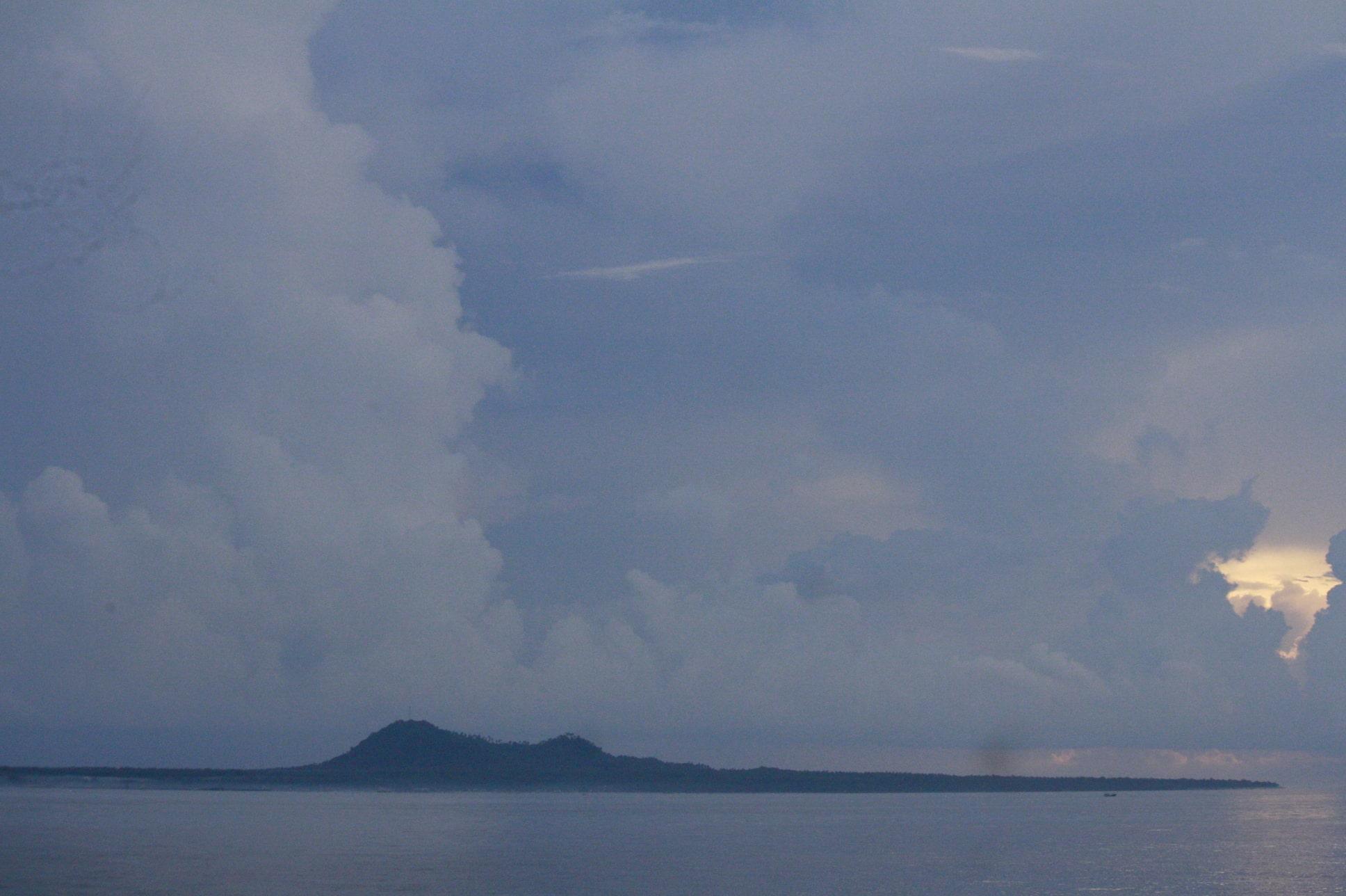 Pemandangan laut di Masalembu | Foto: Fariz Ilham Rosyidi
