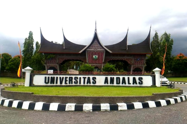 Universitas Andalas   Foto: Gatra.com