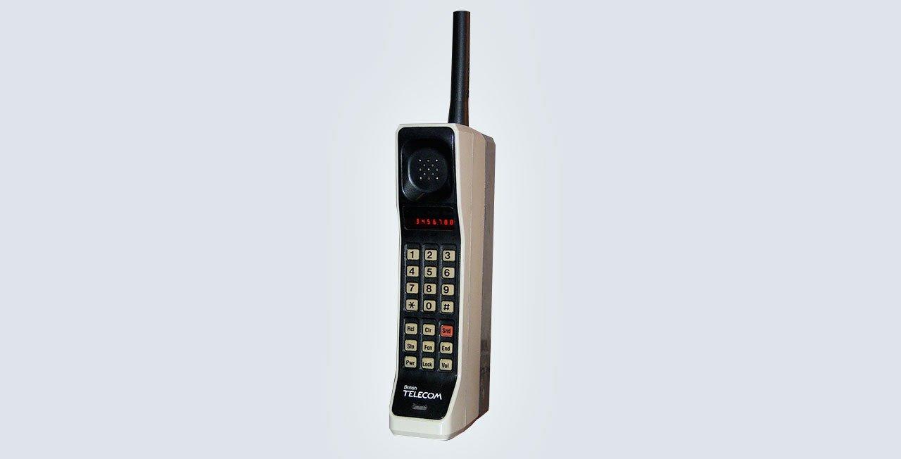 DynaTac 8000x   Mobile Future