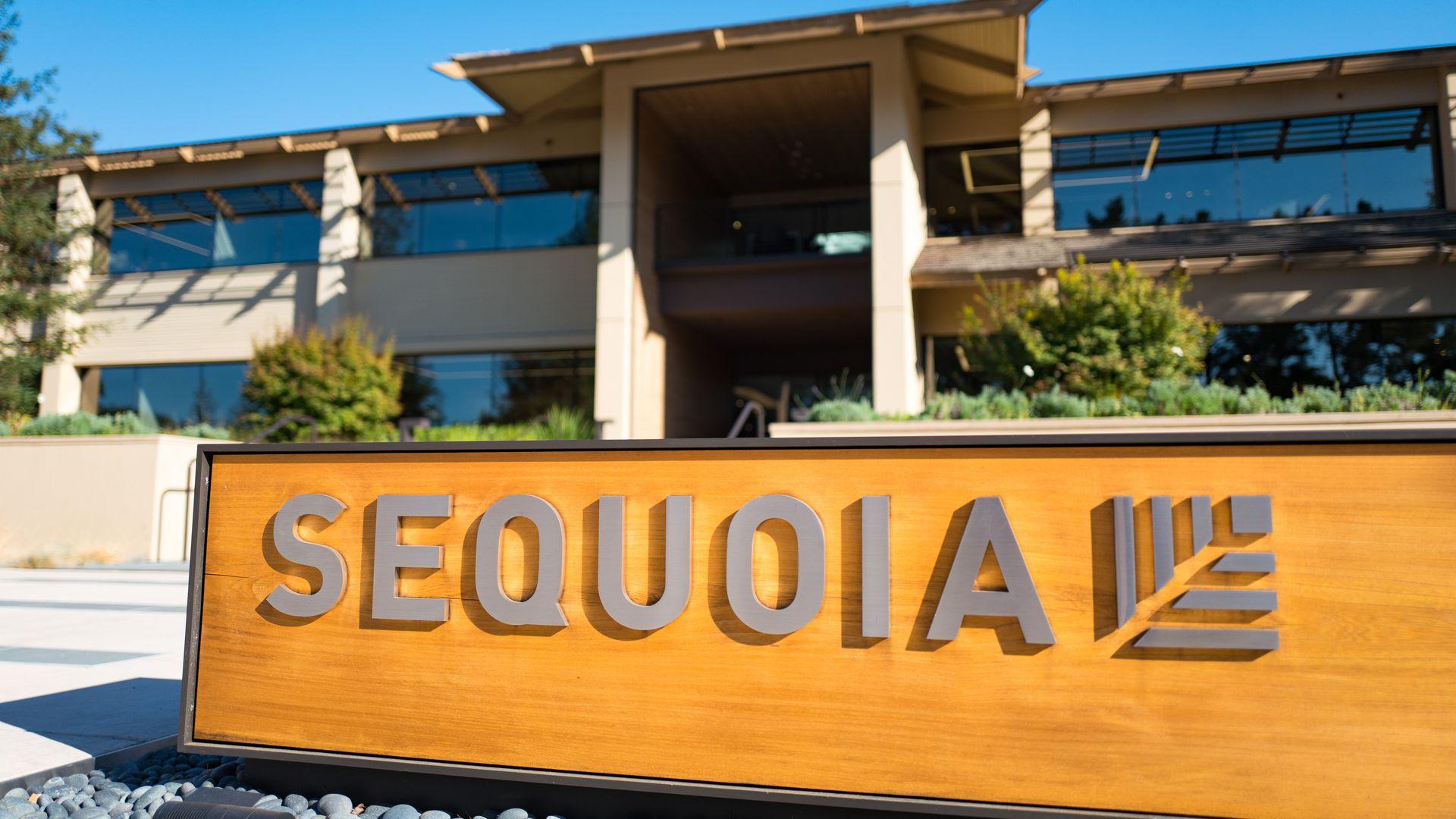 Kantor Sequoia Capital di Sand Hill Road Menlo Park, California, AS
