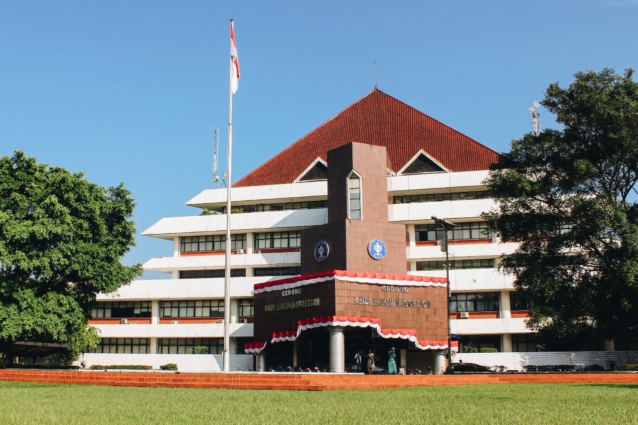 Kampus IPB University © Andresal/Shutterstock