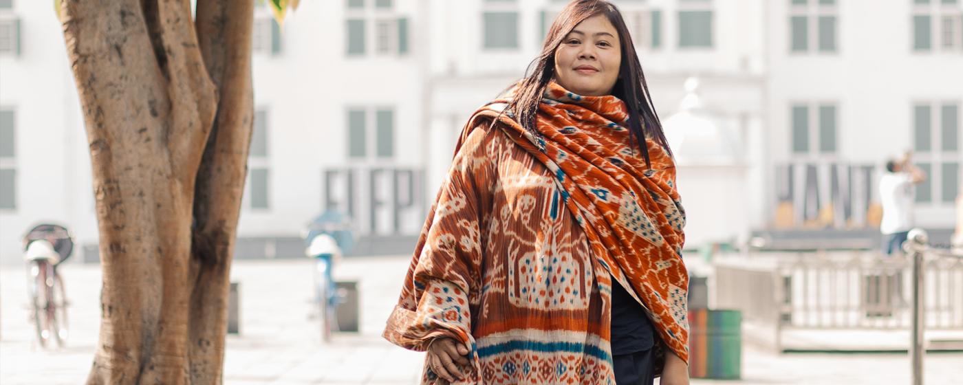 Dian Oerip| Foto: Juliana Tan| Smile.cebupacificair.com