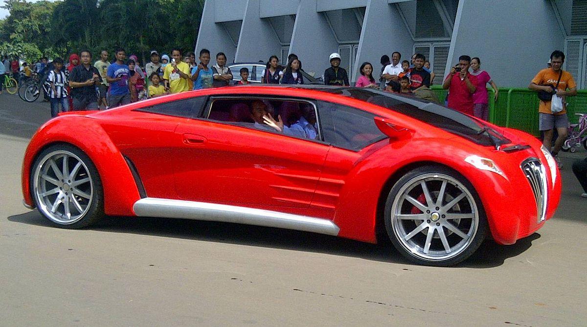 mobil listrik Tucuxi