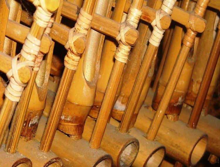 Ilustrasi Angklung | Foto: Percepat.com