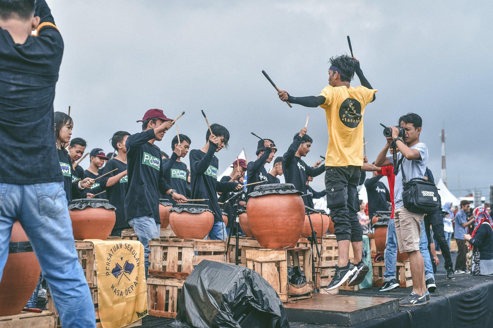 Festival Rampak Genteng