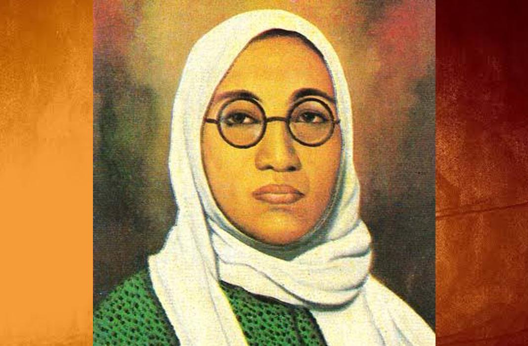 Rasuna Said   Foto: Muslim Obsession