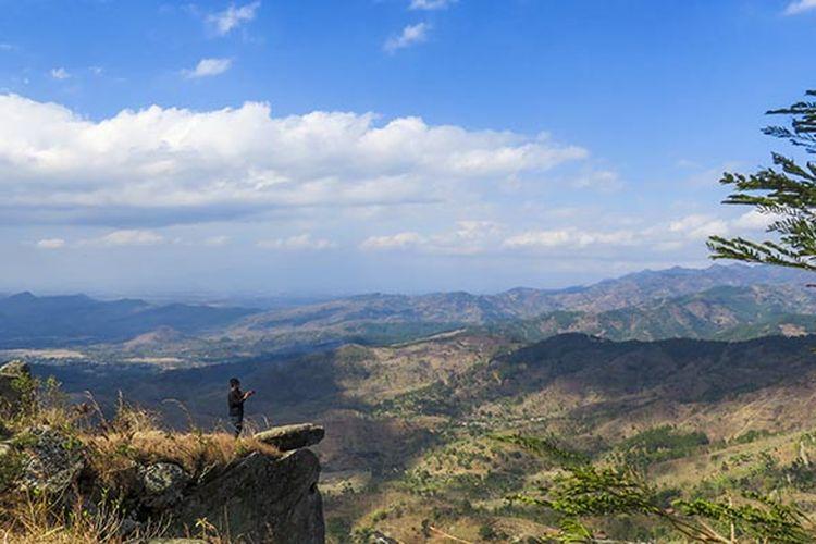 Gunung Besek | Foto: Travel Kompas