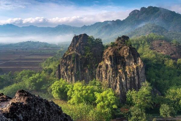Gunung Sepikul | Foto: PosJateng.ID
