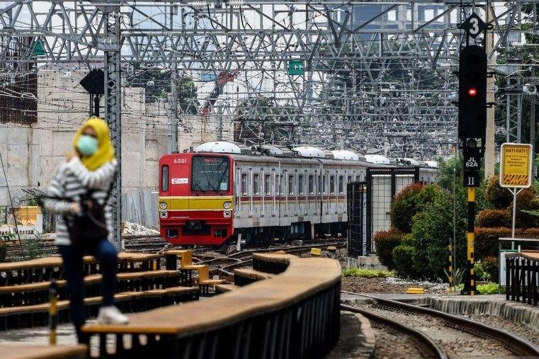 Kereta Rel Indonesia | Foto: Media Indonesia