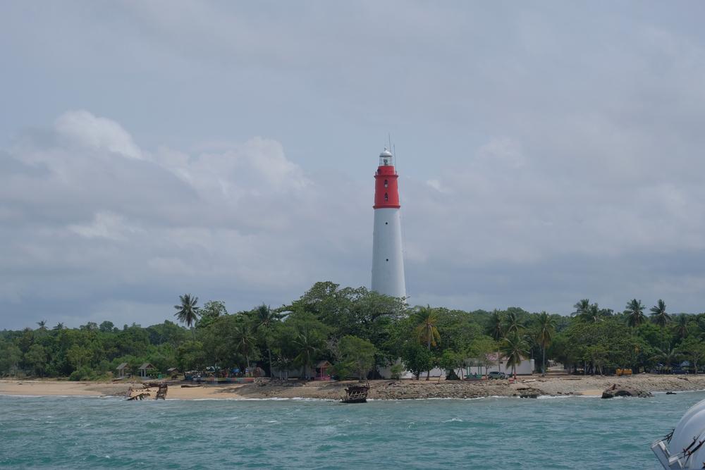 Mercusuar Tanjung Kalian   @JAmotret Shutterstock