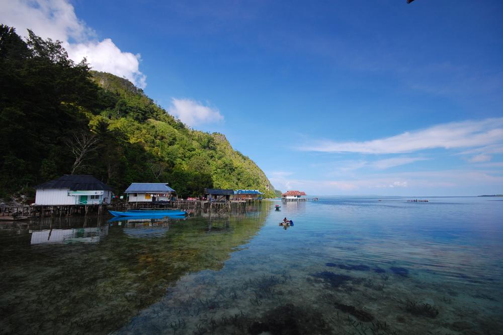 Kampung Sawai, Seram Utara