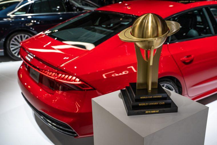 Audi A7 meraih gelar World Luxury Car Awards 2019