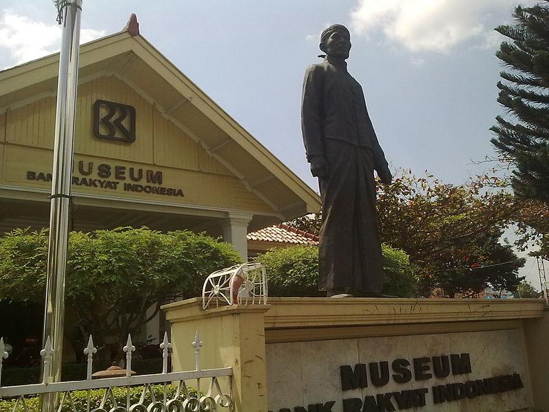 Museum Bank Rakyat Indonesia di Purwokerto